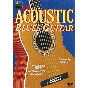 Music Sales Acoustic Blues Guitar Music Sales America Series DVD Written by...