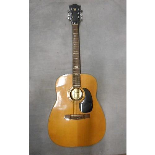 Crown Acoustic Dreadnought Acoustic Guitar