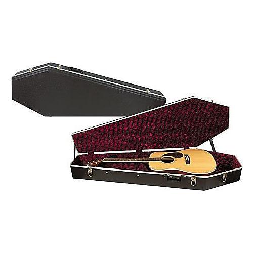 Coffin Case Acoustic Dreadnought Case