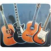 Acoustic/Electric Guitars Mousepad