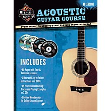 House of Blues Acoustic Guitar Course DVD