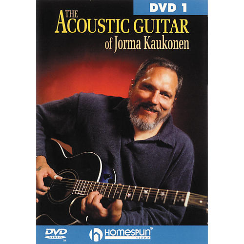 Homespun Acoustic Guitar Jorma Kaukonen 1 (DVD)-thumbnail