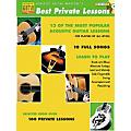 String Letter Publishing Acoustic Guitar Magazine's Best Private Lessons (Book/CD) thumbnail