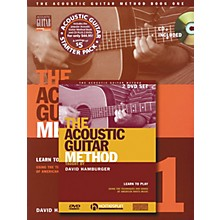Homespun Acoustic Guitar Method with CD and 2-DVD Set
