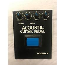 Rockman Acoustic Guitar Pedal Pedal