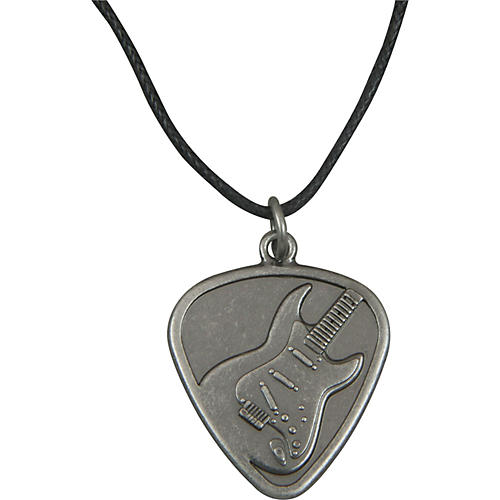 Jeffrey David Acoustic Guitar Pick Pendant with 28