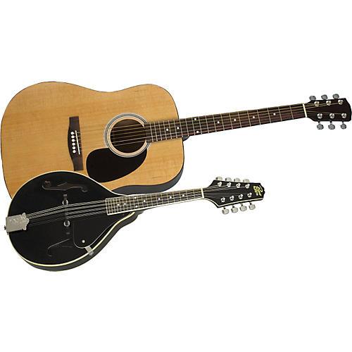 Rogue Acoustic Guitar and Mandolin Pack-thumbnail