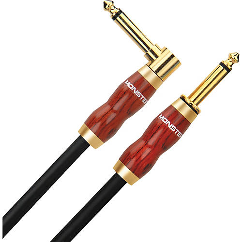 Monster Legacy Acoustic Instrument Cable Straight 12 ft.
