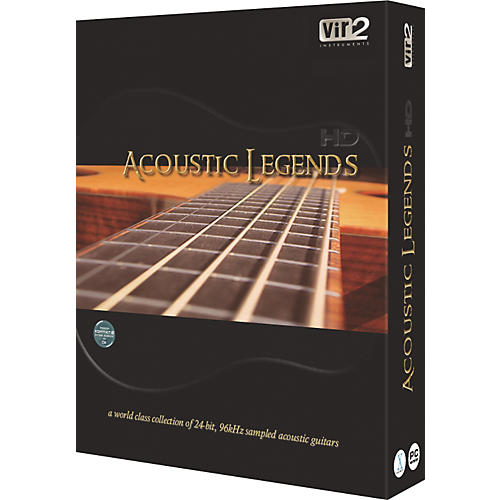 Vir2 Acoustic Legends HD Acoustic Guitar Collection