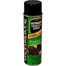 Ultimate Acoustics Acoustic Panel Adhesive Spray (UA-AS1)