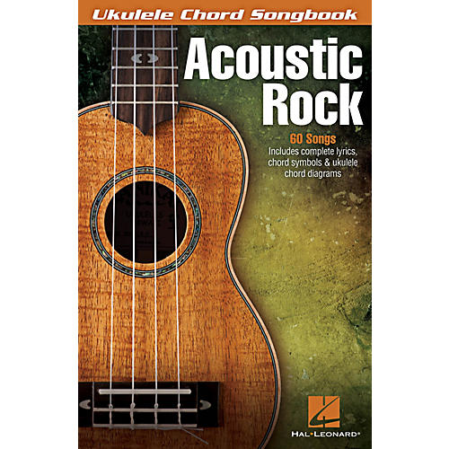 Hal Leonard Acoustic Rock - Ukulele Chord Songbook