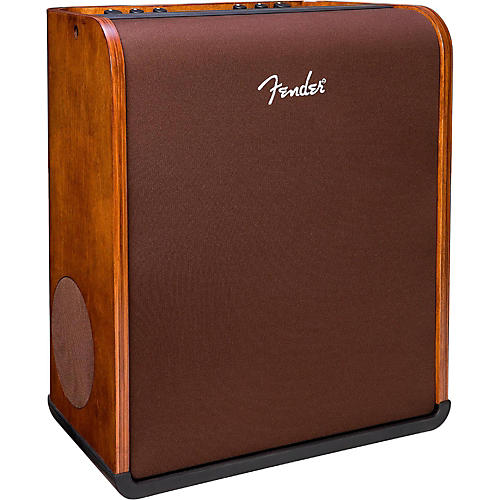 Fender Acoustic SFX 160W Acoustic Guitar Amplifier with Hand-Rubbed Walnut Finish-thumbnail