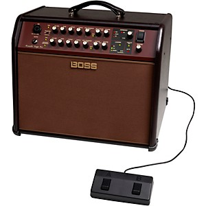 Boss Acoustic Singer Pro 120 Watt 1x8 Acoustic Guitar Combo Amplifier by Boss