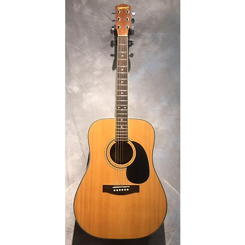 Starcaster by Fender Acoustic Spruce Top Acoustic Guitar-thumbnail