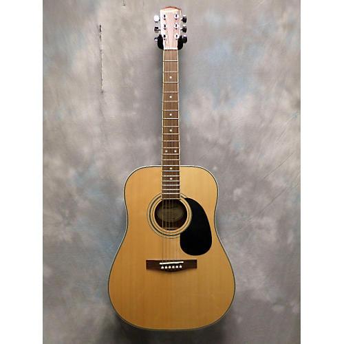 Fender Acoustic Starcaster Acoustic Guitar