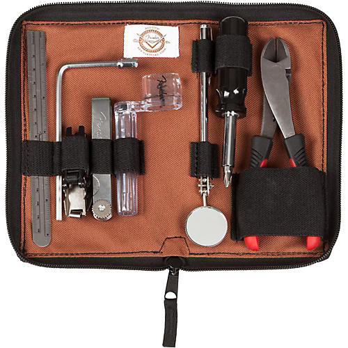 Fender Custom Shop Acoustic Tool Kit by CruzTools