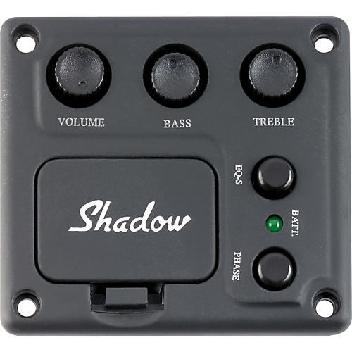 Shadow Acoustic and Classical Guitar Pramp with 2 Band EQ