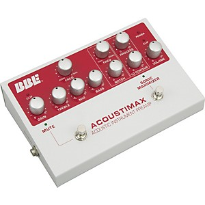 BBE Acoustimax Sonic Maximizer/Preamp Pedal by BBE