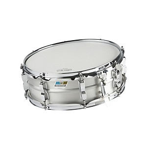 Ludwig Acrolite Classic Aluminum Snare Drum by Ludwig