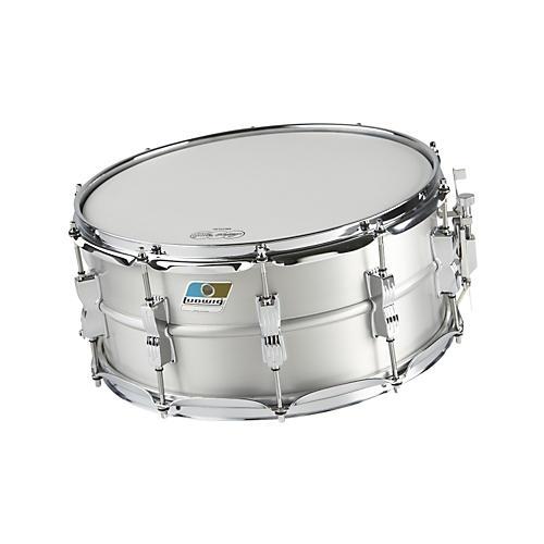 Ludwig Acrolite Classic Aluminum Snare Drum-thumbnail