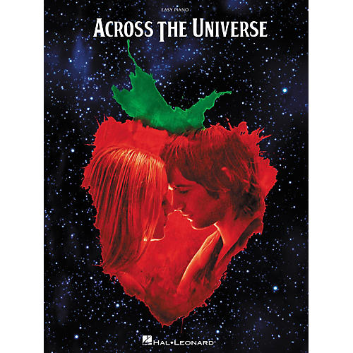 Hal Leonard Across The Universe: Music From The Motion Picture - Easy Piano Songbook-thumbnail