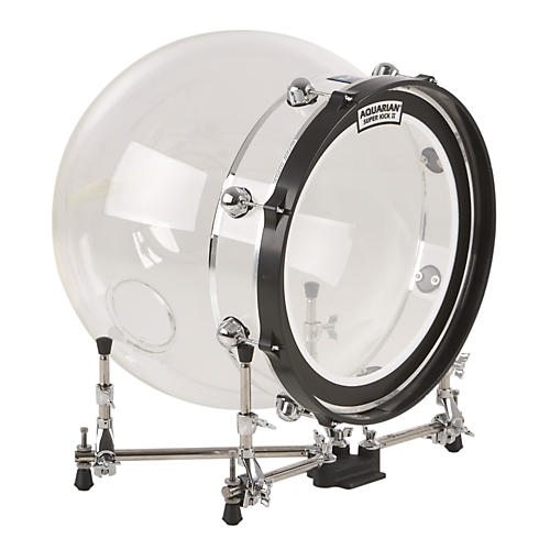 Molecules Drums Acrylic Bass Drum