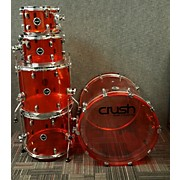 CRUSH Acrylic Drum Kit