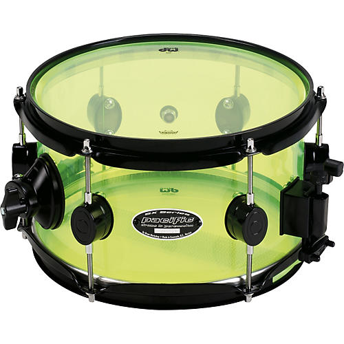 PDP by DW Acrylic Snare With Black Hardware-thumbnail