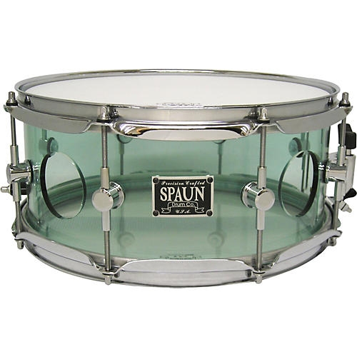Spaun Acrylic Vented Snare Drum-thumbnail