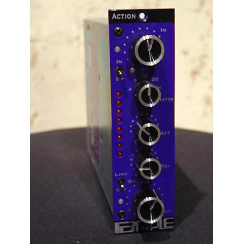 Purple Audio Action Compressor 500 Series Fet Rack Equipment