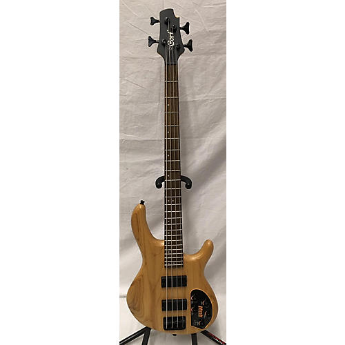 used cort action dlx as electric bass guitar natural guitar center. Black Bedroom Furniture Sets. Home Design Ideas