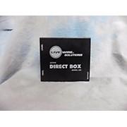 Livewire Active Direct Box ADI Direct Box