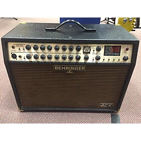 used behringer acx1000 ultra acoustic acoustic guitar combo amp guitar center. Black Bedroom Furniture Sets. Home Design Ideas