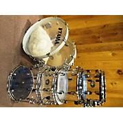 Tama Acylic Silverstar Drum Kit