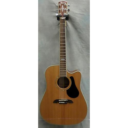 Alvarez Ad410c Acoustic Guitar
