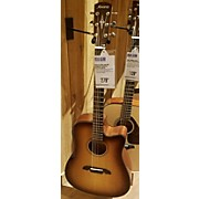 Alvarez Ad610ce Acoustic Electric Guitar