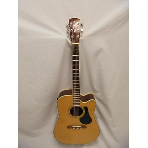 Alvarez Ad70SC Acoustic Electric Guitar