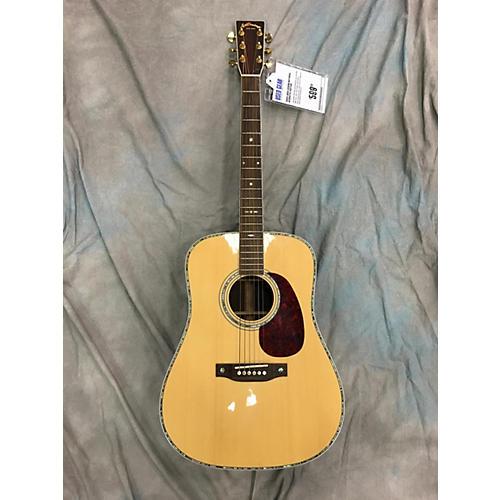 Aria Ad80n Acoustic Guitar-thumbnail