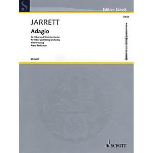 Schott Adagio Oboe and Piano Reduction Woodwind Series Book