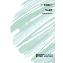 Peer Music Adagio (String Orchestra) Peermusic Classical Series Composed by José Serebrier