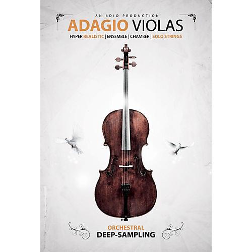 8DIO Productions Adagio Violas-thumbnail