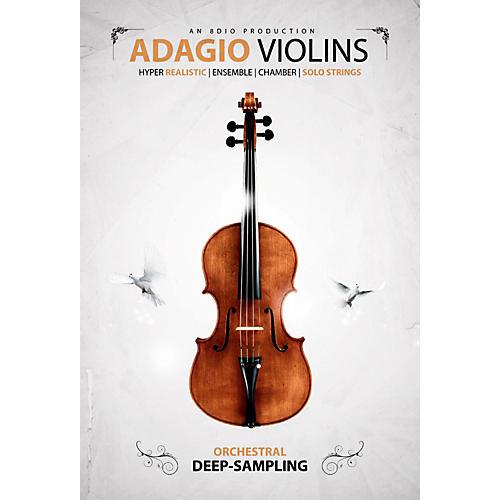 8DIO Productions Adagio Violins