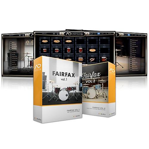 XLN Audio Addictive Drums 2: Fairfax Bundle Software Download