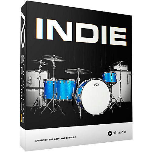 XLN Audio Addictive Drums 2  Indie