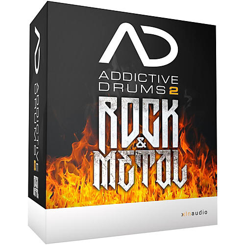 XLN Audio Addictive Drums 2: Rock & Metal Edition-thumbnail