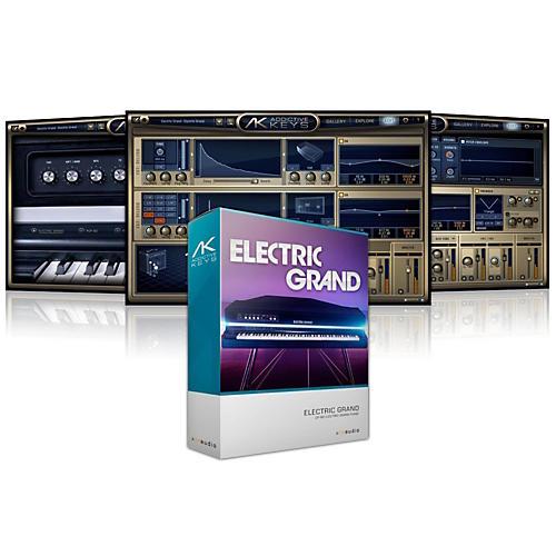 XLN Audio Addictive Keys - Electric Grand Software Download-thumbnail