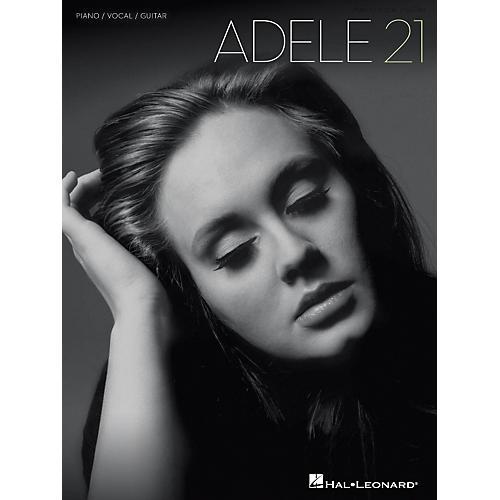 Hal Leonard Adele - 21 Songbook (P/V/G)