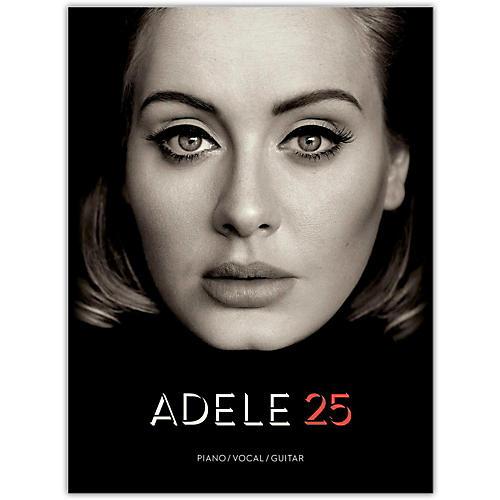 Hal Leonard Adele - 25 For Easy Piano-thumbnail