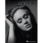 Hal Leonard Adele 21 for Easy Piano