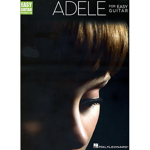 Hal Leonard Adele For Easy Guitar w/TAB-thumbnail